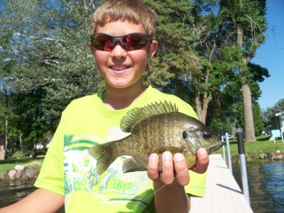 6 9 family fishing 3 brothers flies for Bluegill fly fishing