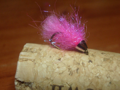 pink punch crappie streamer
