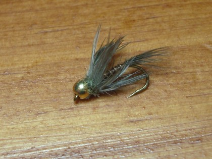 Wood Duck Soft Hackle