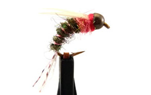 b smo's Pink Princess - Fly and pic by Brian Smolinski, Lund's Fly Shop