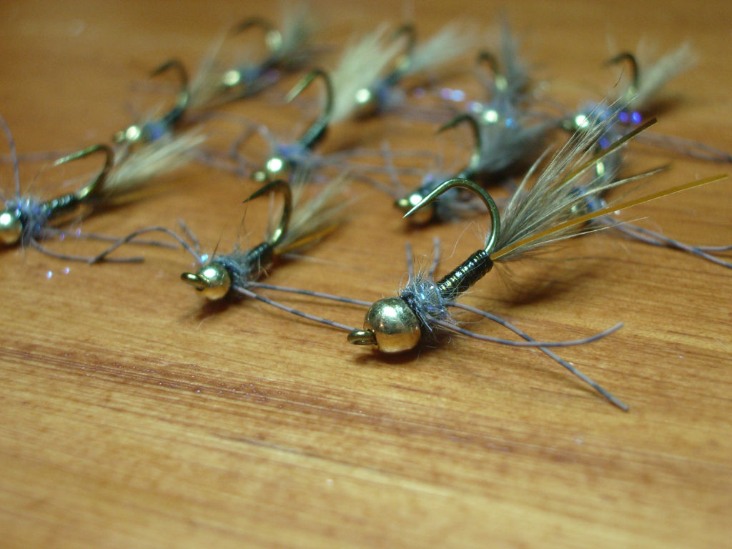 Slab spike ice fly tungsten panfish 3 brothers flies for Ice fishing flies