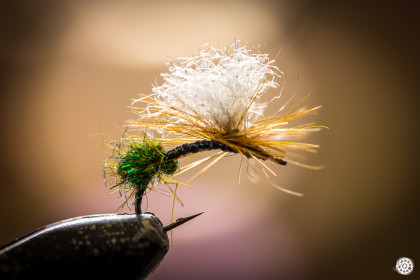 The Poodle - Fly and Pic by Black Earth Angling Co.